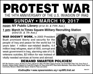 image of call to action flyer